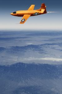 Bell X-1 Supersonic Aircraft by Detlev Van Ravenswaay