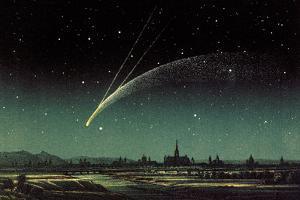 Donati's Comet, 1858 by Detlev Van Ravenswaay