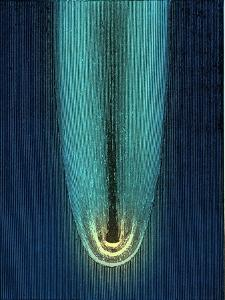 Donati's Comet of 1858 by Detlev Van Ravenswaay