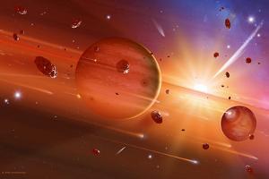 Solar System Formation by Detlev Van Ravenswaay