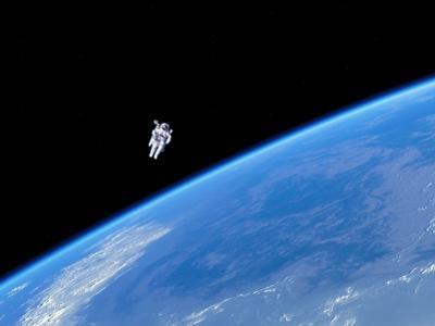 Spacewalk by Detlev Van Ravenswaay