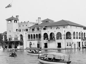 Detroit Boat Club, Belle Isle Park, Detroit, Mich.