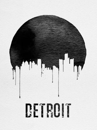 Detroit Skyline White