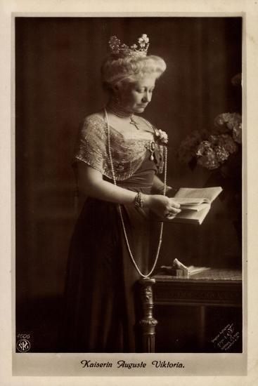 Deutsche Kaiserin Auguste Victoria, Npg 4606--Giclee Print