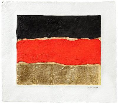 Deutschland Gold-Bernd Schwarzer-Limited Edition