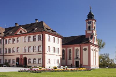 Deutschordensschloss Castle and Church-Markus Lange-Photographic Print