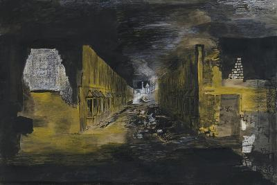 Devastation, 1941: an East End Street-Graham Sutherland-Giclee Print