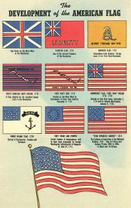 Development of the American Flag