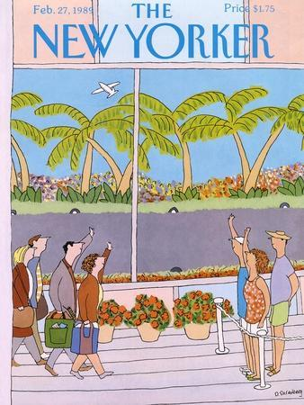 The New Yorker Cover - February 27, 1989