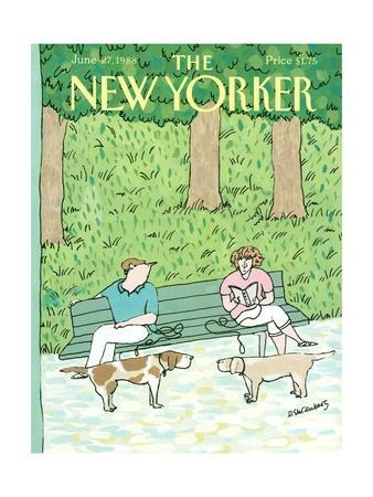 The New Yorker Cover - June 27, 1988