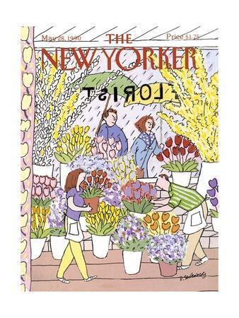 The New Yorker Cover - May 28, 1990