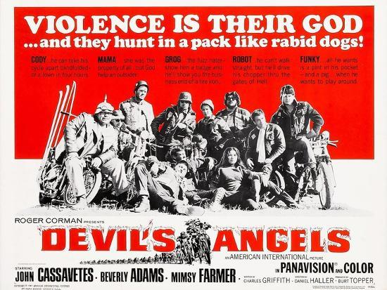Devil's Angels, 1967--Art Print