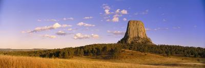 Devil's Tower National Monument, Wyoming, USA--Photographic Print