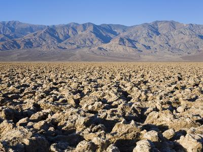 Devils Golf Course, Death Valley National Park, California, United States of America, North America-Richard Cummins-Photographic Print