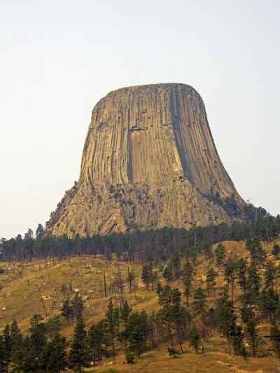 Devils Tower National Monument in Wyoming, Usa-Donna O'Meara-Photographic Print