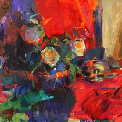 Devon Reflections-Peter Graham-Giclee Print
