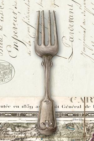French Cuisine Fork