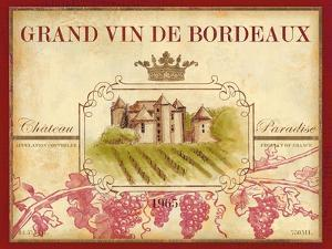 Grand Vin De Bordeaux by Devon Ross