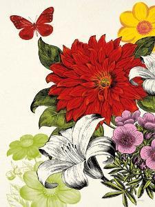 Vibrant Blossoms by Devon Ross
