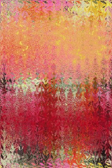 Dew and Waves-Ricki Mountain-Art Print