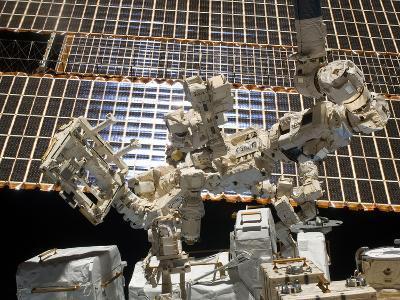 Dextre, the Canadian Space Agency's Robotic Handyman-Stocktrek Images-Photographic Print
