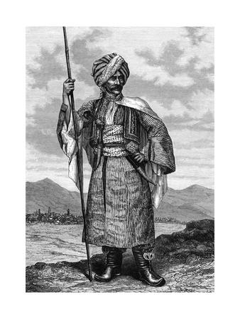 Kurdish Chief, 19th Century