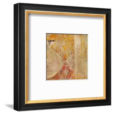 Dharma II-Charaka Simoncelli-Framed Art Print