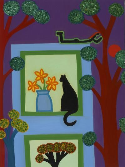 Dhe Cat from Askew Crescent, 2008-Cristina Rodriguez-Giclee Print