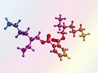Di(2-ethylhexyl) Phthalate-Dr. Mark J.-Photographic Print