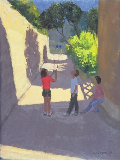 Diabolo, France, 1997-Andrew Macara-Giclee Print