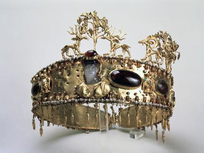 Diadem of a Priest, First Half of 1st Century Ad--Photographic Print
