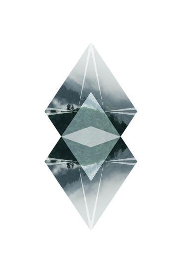 Diagonal Horizons 2-Port 106 Project-Premium Giclee Print