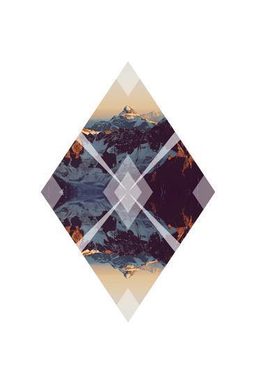 Diagonal Horizons 3-Port 106 Project-Premium Giclee Print