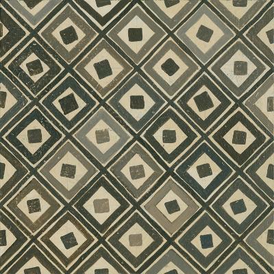 Diagonal Squares-Kathrine Lovell-Art Print
