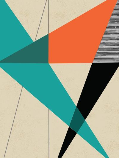 Diagonal Unity-Rocket 68-Giclee Print
