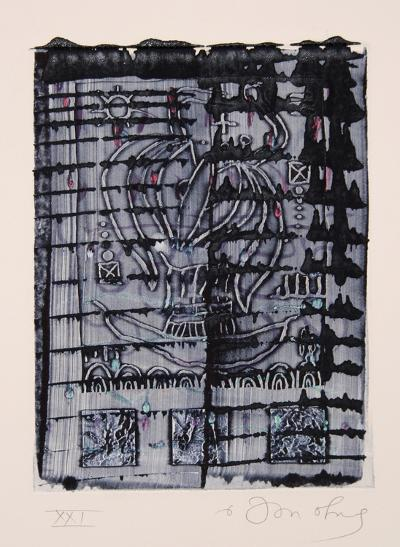 Dialects of Paradise I - Darker-Tighe O'Donoghue-Collectable Print