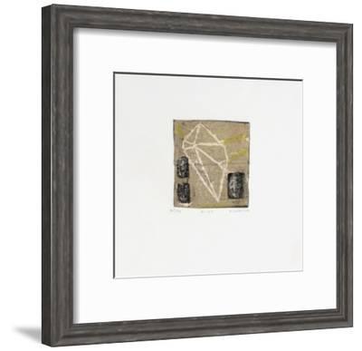 Diam-Alexis Gorodine-Framed Limited Edition