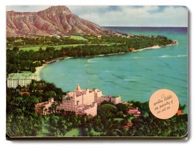 Diamond Head, Royal Hawaiian & Moana