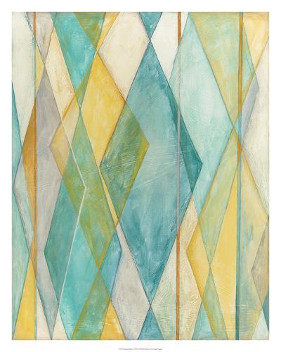 Diamond Illusion I-Megan Meagher-Giclee Print