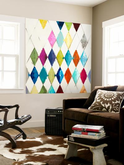 Diamonds-Randy Hibberd-Wall Mural