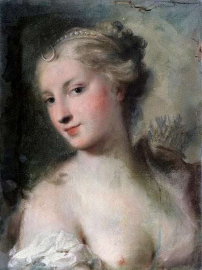Diana, after 1746-Rosalba Giovanna Carriera-Giclee Print
