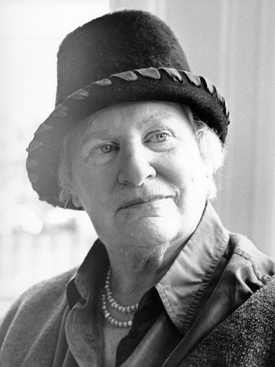 Diana Athill, 2000--Photographic Print