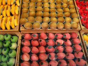 Confectionary on Display, Bruges, West-Vlaanderen, Belgium, by Diana Mayfield
