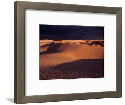 Dunes at Sunrise - Great Australian Bight, South Australia, Great Australian Bight, Australia