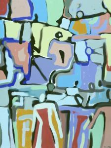 Abstract Crowd by Diana Ong