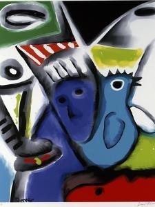 Blue Bird by Diana Ong