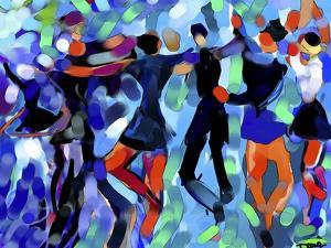 Joyful Dance by Diana Ong