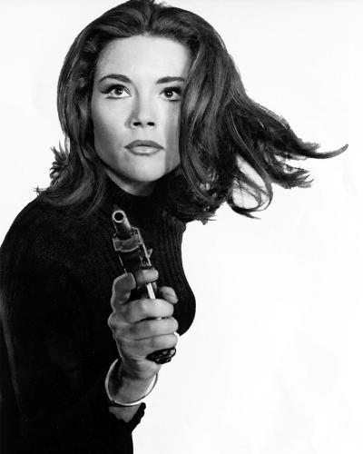 Diana Rigg--Photo