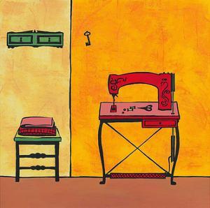 Home Sweet Home I by Diane Banifort