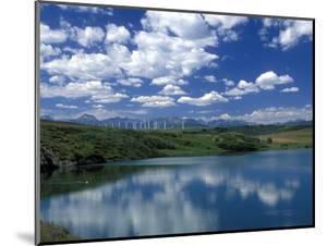 Wind Energy Development, Montana, USA by Diane Johnson